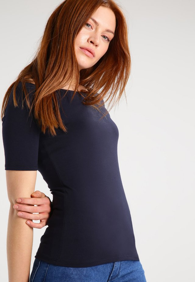 TANSY  - T-Shirt basic - navy noir