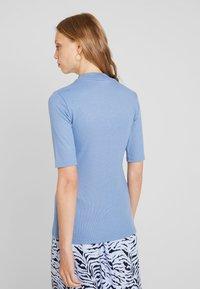 Modström - KROWN  - T-shirts - blue - 2