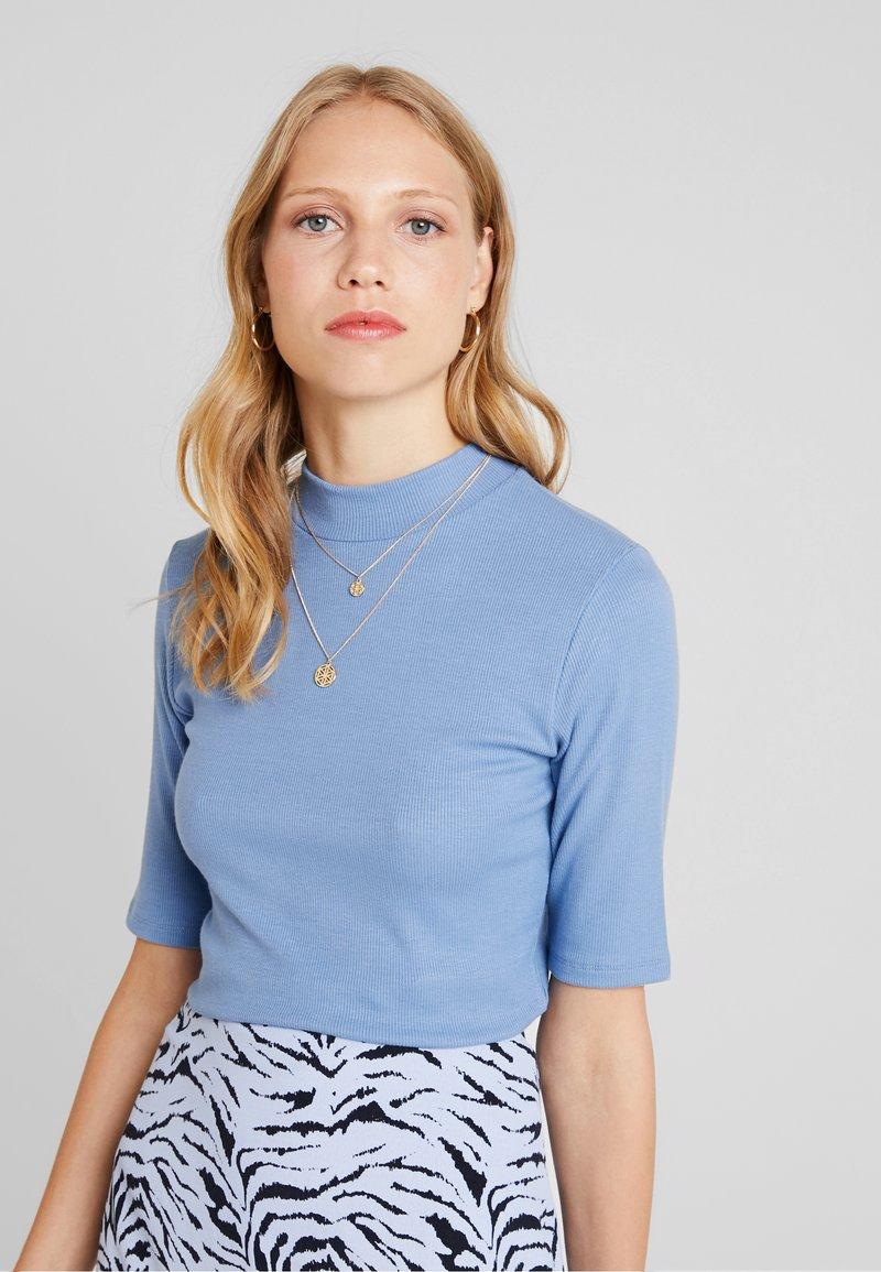 Modström - KROWN  - Basic T-shirt - blue