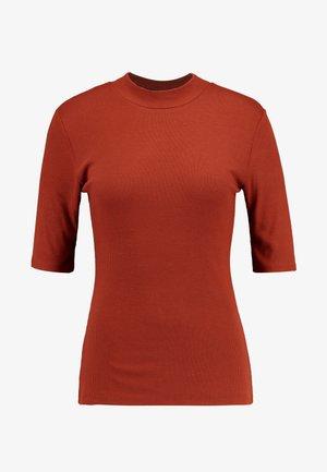 KROWN  - Basic T-shirt - brandy brown