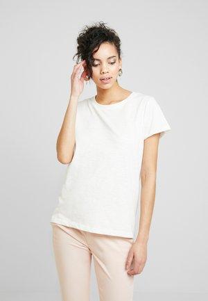 BRIDGET - T-shirt basic - off white