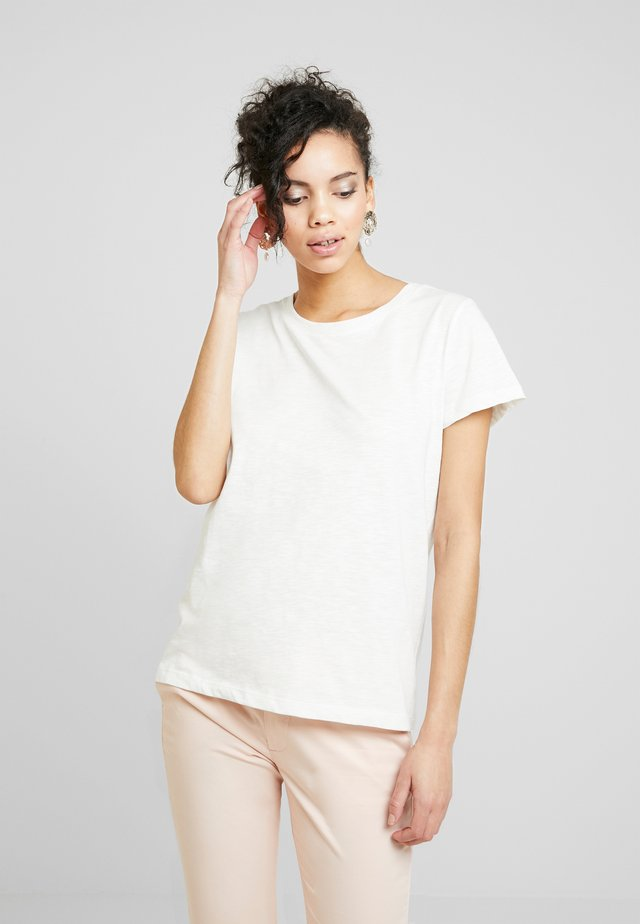 BRIDGET - Basic T-shirt - off white