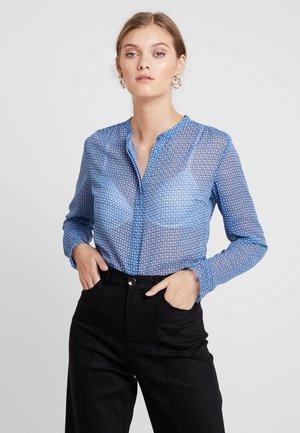 RACHEL PRINT - Skjorte - blue
