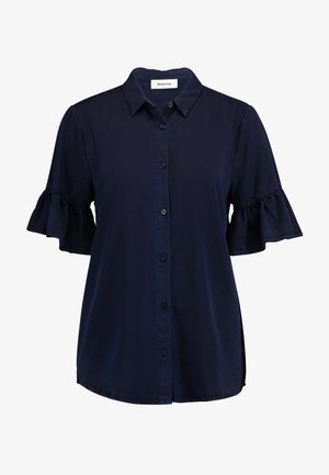 REMEE - Button-down blouse - navy sky