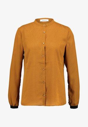 SIVA - Skjorte - yellow