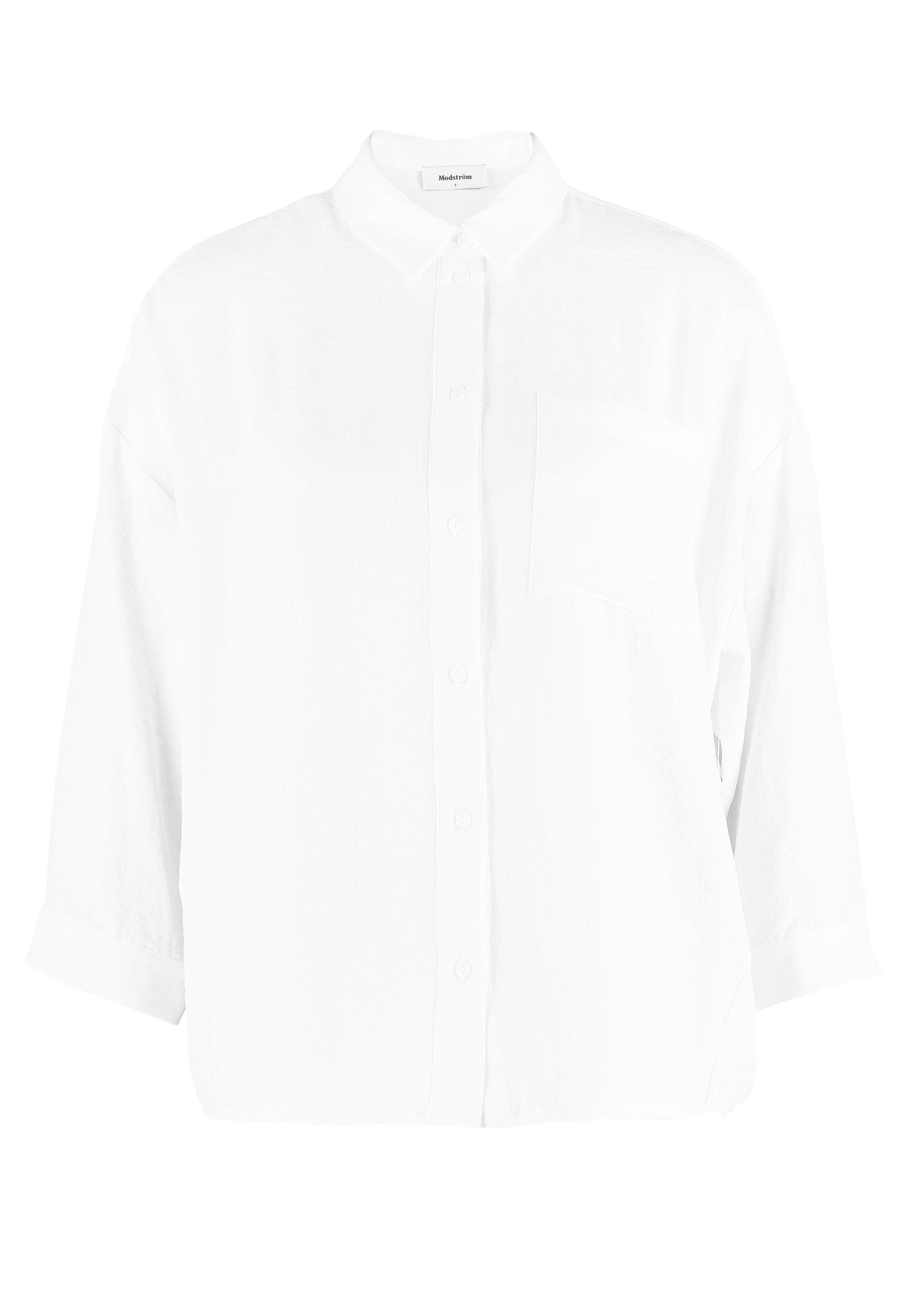 Modström ALEXIS - Koszula - off white