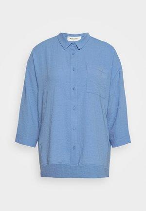 ALEXIS - Button-down blouse - blue oase