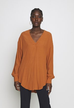 BALOO SHIRT - Tunique - almond
