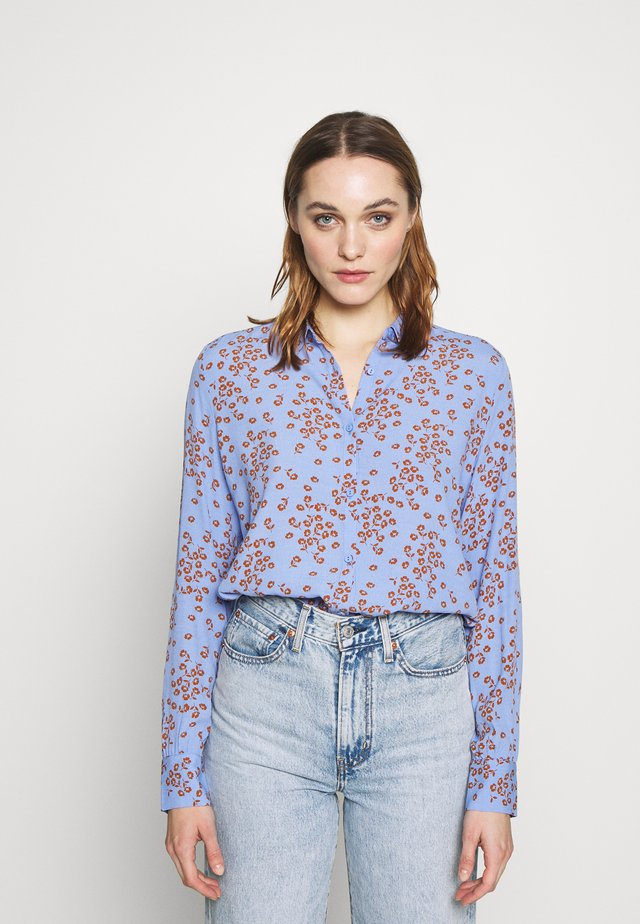 ANTHONY  - Button-down blouse - lilac