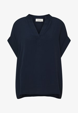CONNOR - Blouse - navy sky