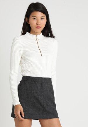 KAREN T NECK - Jersey de punto - off-white