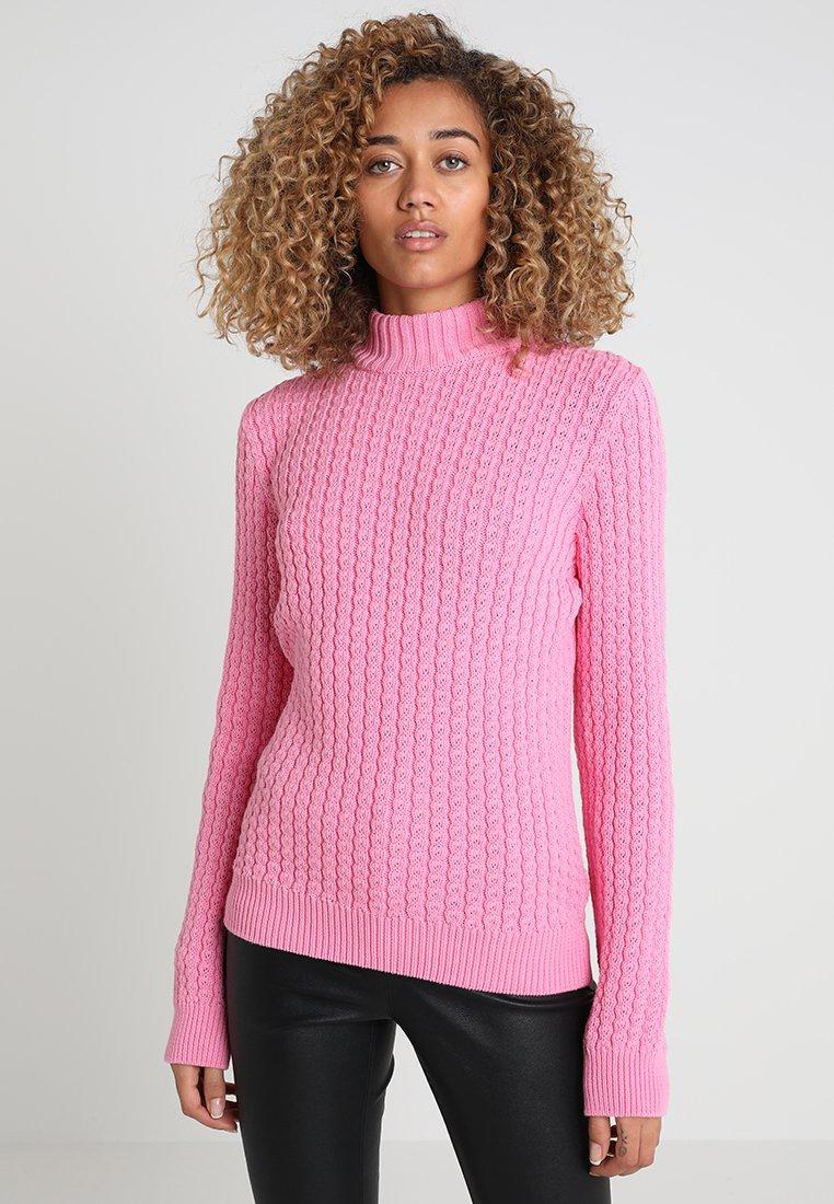Modström - KOLE - Strickpullover - sachet pink