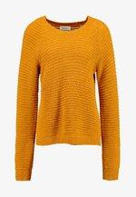SORBET O NECK - Pullover - golden mist