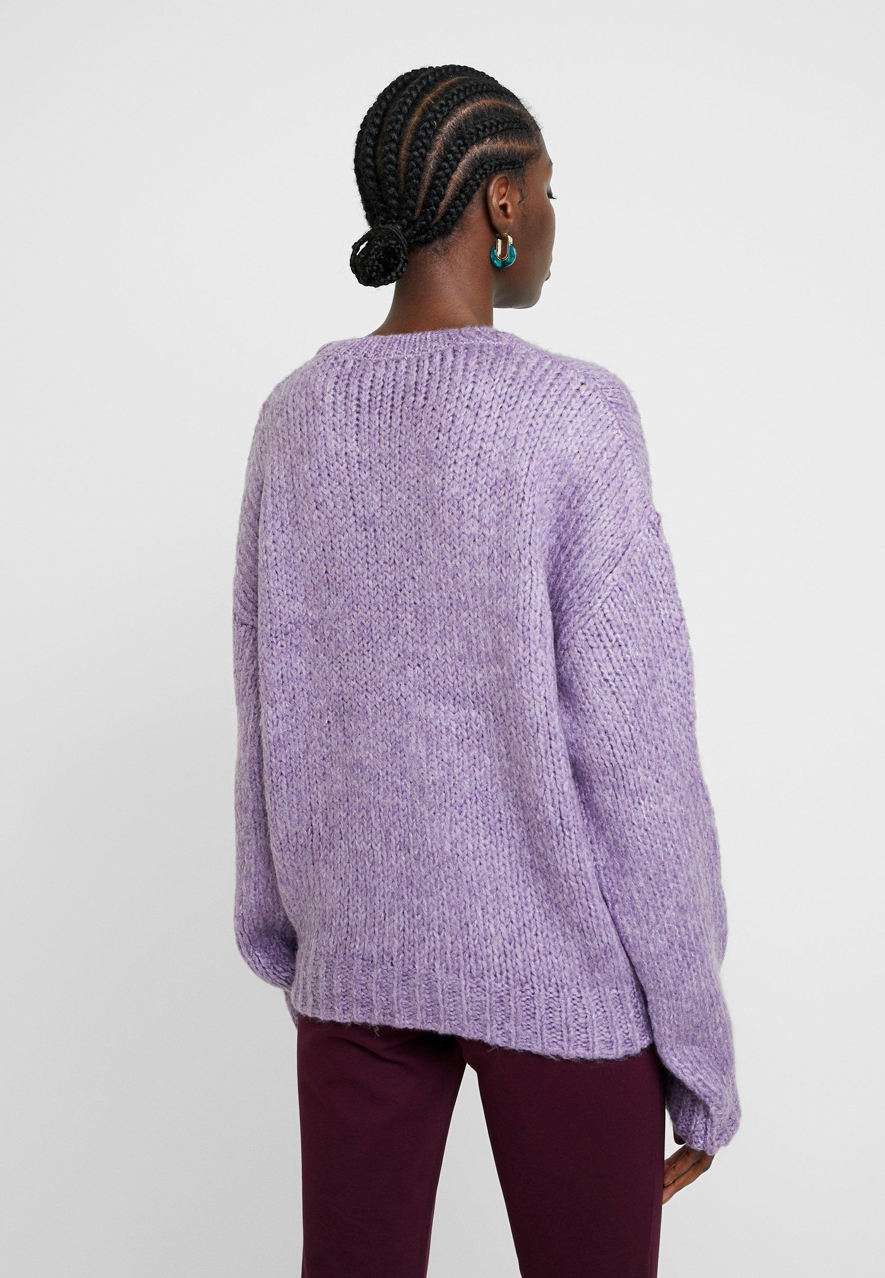 Modström VALENTIA O-NECK - Maglione purple