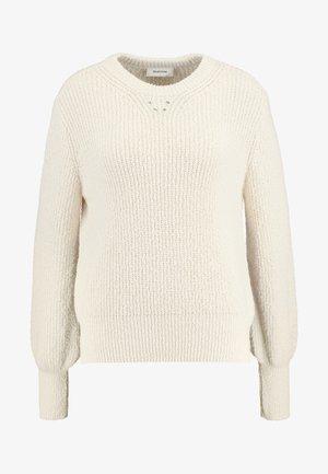 BARRY ON-NECK - Jumper - off white