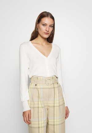 CLAIRE - Cardigan - off white