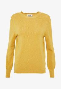 Modström - CLAIRE ONECK - Jersey de punto - misty yellow - 4