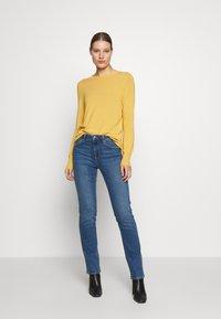 Modström - CLAIRE ONECK - Jersey de punto - misty yellow - 1