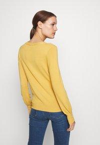 Modström - CLAIRE ONECK - Jersey de punto - misty yellow - 2
