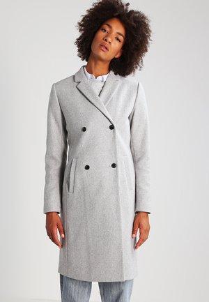 ODELIA - Classic coat - grey melange