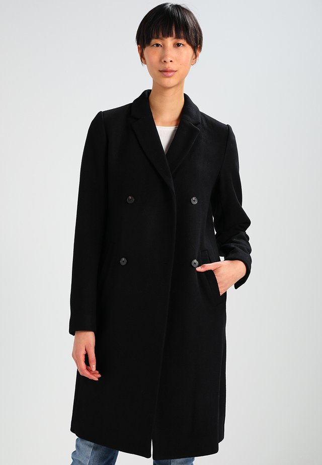 ODELIA COAT - Kappa / rock - black