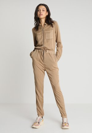 NIGHT - Overall / Jumpsuit - camel
