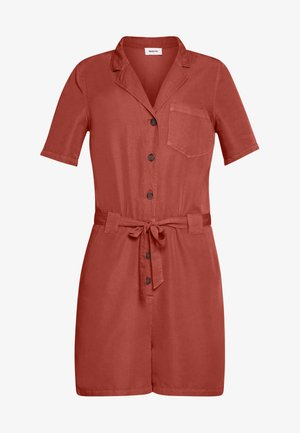 COLIN PLAYSUIT - Jumpsuit - fired brick