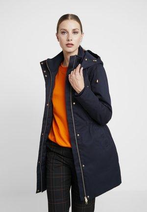 POSEIDON - Winter coat - navy noir
