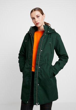 POSEIDON - Zimní kabát - empire green