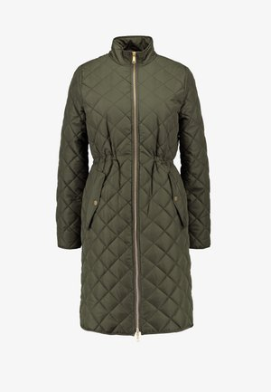 PRESTON - Zimní kabát - dark army