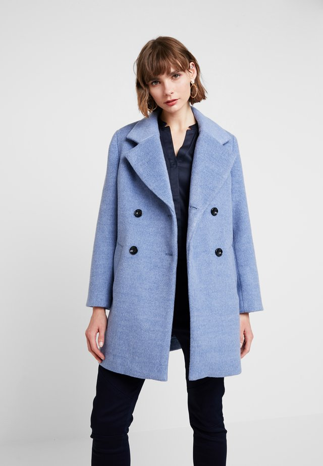 POSY COAT - Kappa / rock - cornflower