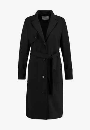 RAMONA JACKET - Trenchcoat - black