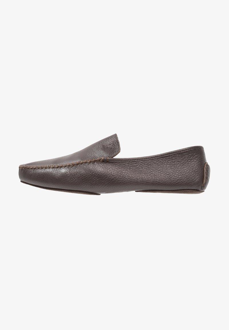 Moreschi - Slippers - dark brown