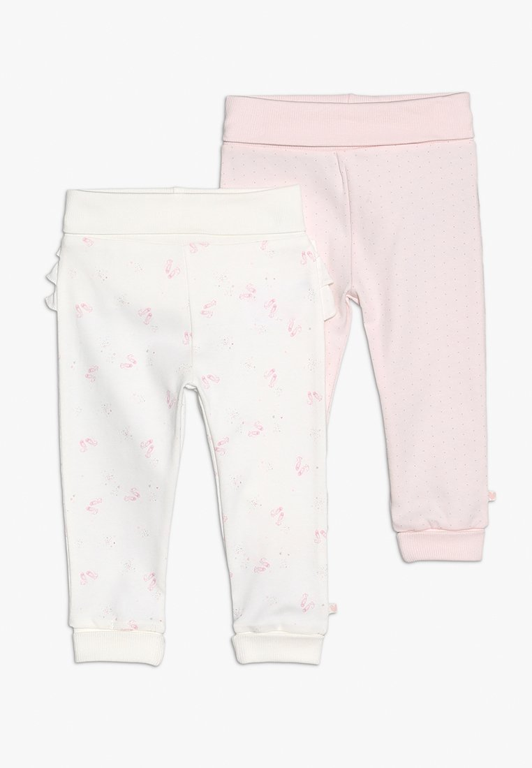 mothercare - NEWBORN 2 PACK - Stoffhose - pink