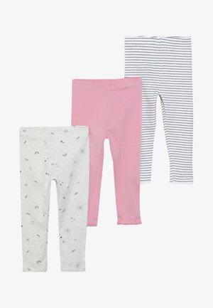 BABY 3 PACK - Leggings - Trousers - multicoloured