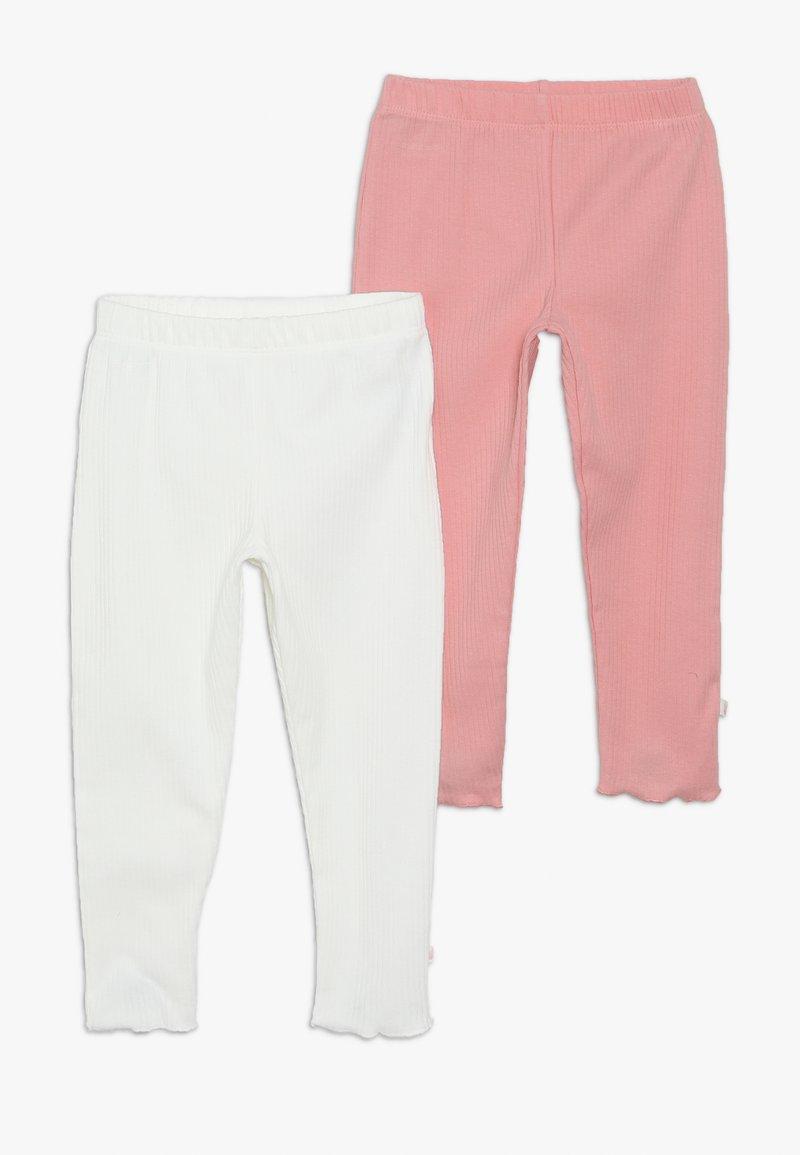 mothercare - BABY SLUB 2 PACK  - Leggings - Trousers - lights multi