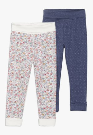 BABY  2 PACK - Leggings - Trousers - multicoloured