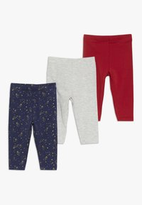 mothercare - BABY 3 PACK - Leggings - Trousers - multi - 0