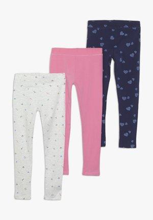 3 PACK - Leggingsit - multicoloured