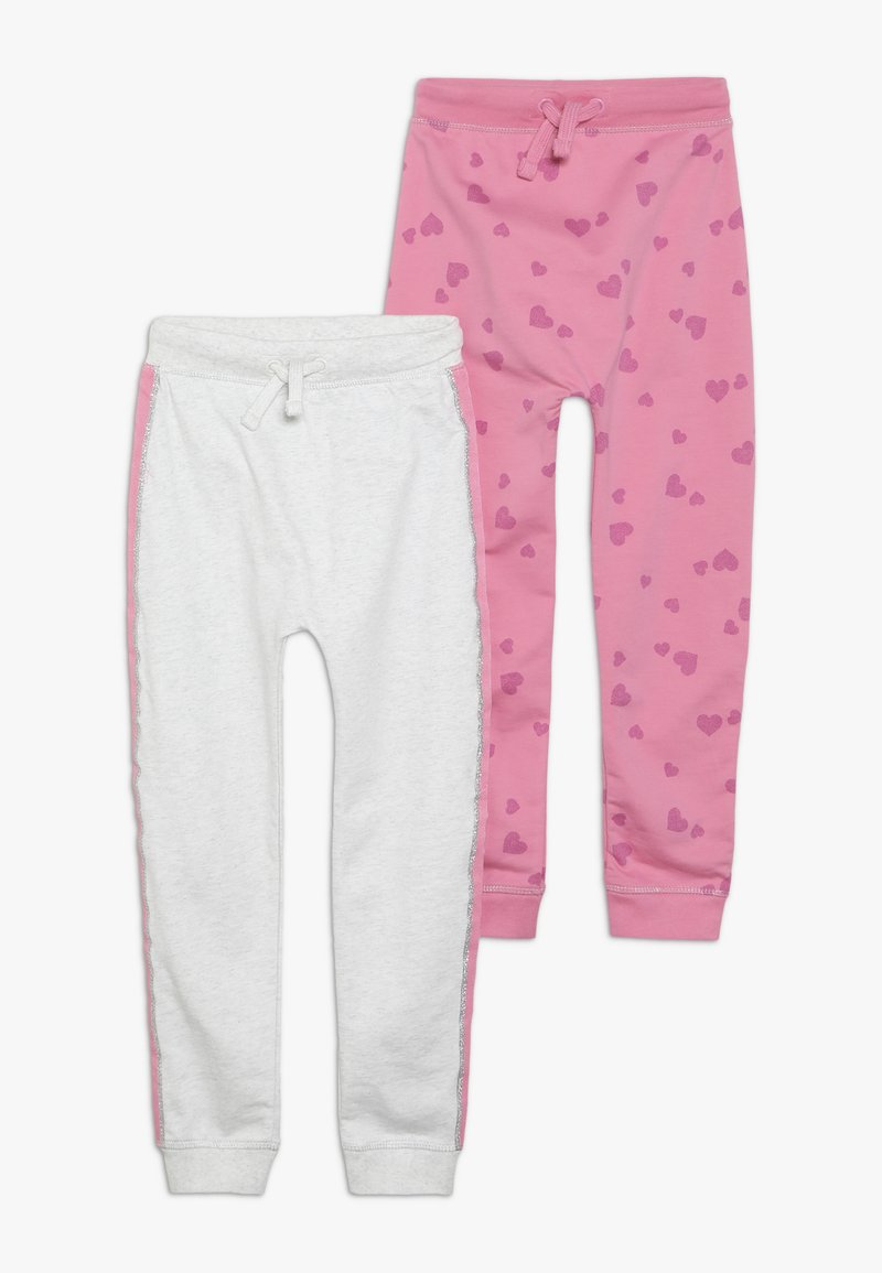 mothercare - JOGGER 2 PACK - Träningsbyxor - pink