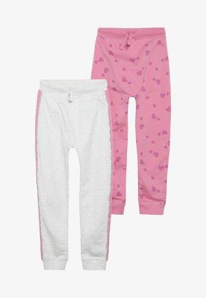 JOGGER 2 PACK - Pantaloni sportivi - pink