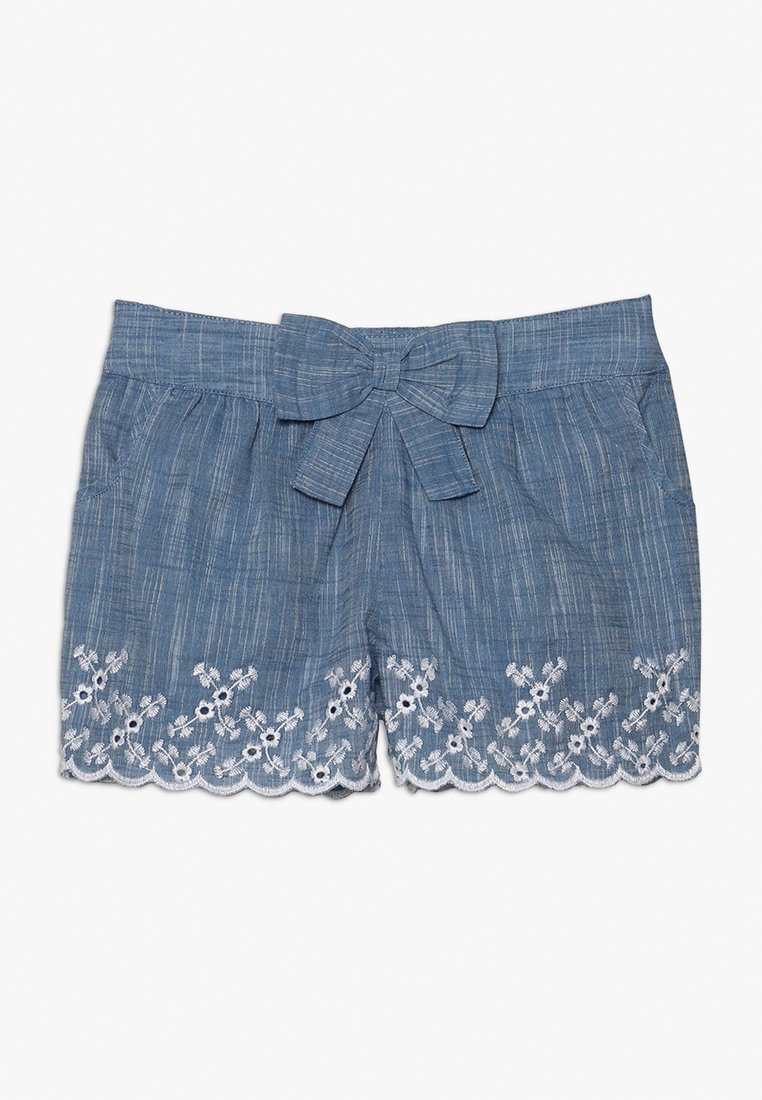 mothercare - BRODERIE - Shorts - blue