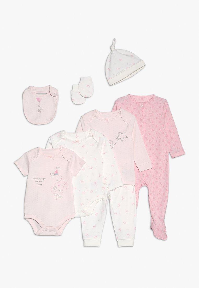 mothercare - STARTER BABY SET - Mössa - pink