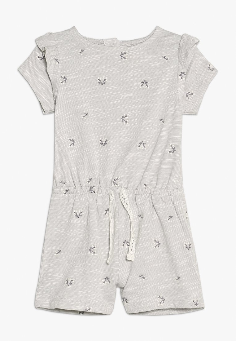 mothercare - PLAYSUIT MINI GIRLS - Jumpsuit - mottled grey
