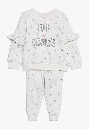 BABY FUN SET - Sweater - grey
