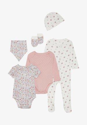 BABY SET - Šátek - pink