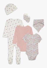 mothercare - BABY SET - Pañuelo - pink - 1