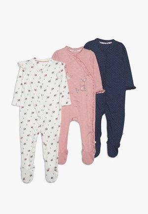 BABY HANGING SLEEPSUITS 3 PACK - Pyžamo - multi