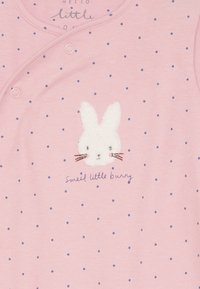 mothercare - BABY BOUCLE BUNNY - Dupačky - pink - 3