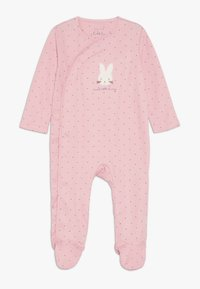 mothercare - BABY BOUCLE BUNNY - Dupačky - pink - 0